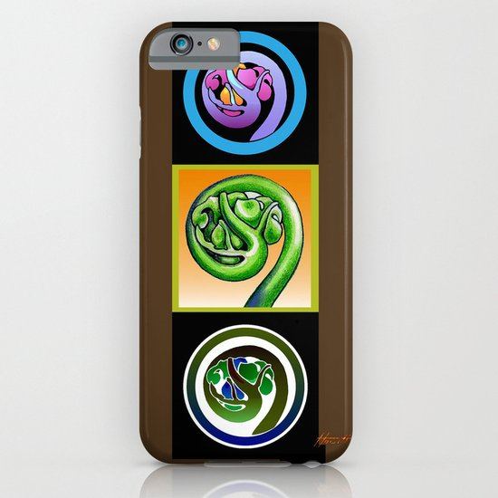 Koru Mania iPhone & iPod Case