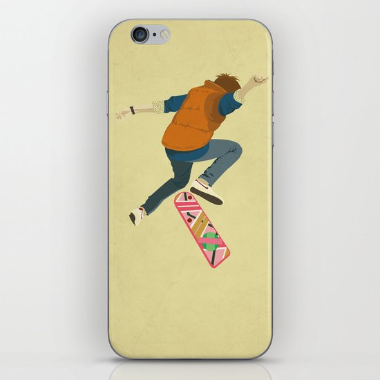 McFly iPhone & iPod Skin