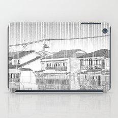 rainy season  iPad Case