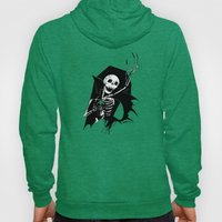 Death Of Dracula Hoody
