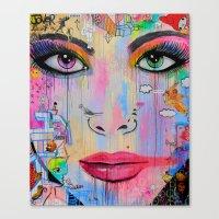 Pop Me Canvas Print