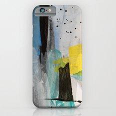 Misty Sunny Morning iPhone 6 Slim Case