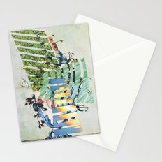 witness to gone Time Stationery Cards