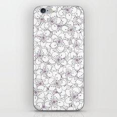 Cherry Blossom Pink - In Memory of Mackenzie iPhone & iPod Skin