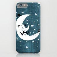 Moon Cat iPhone 6 Slim Case