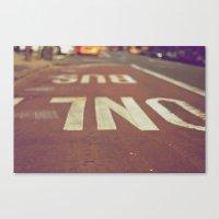 Urbanscape Canvas Print