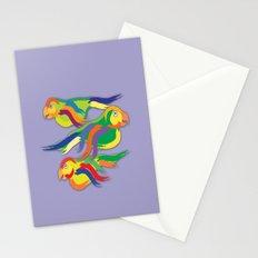 Araras Stationery Cards