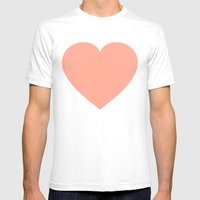 Groove Is In The Heart IV Mens Fitted Tee White SMALL