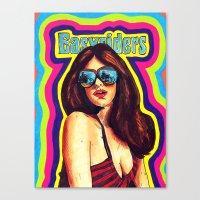 Easyrider Canvas Print