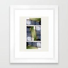 closed#05 Framed Art Print