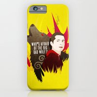 Sterek: Who's Afraid of the Big Bad Wolf? iPhone 6 Slim Case