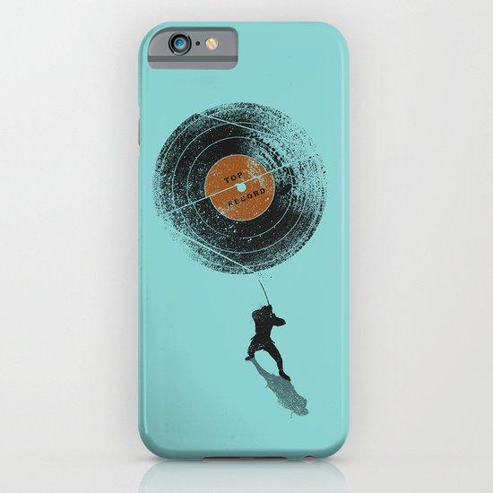 Record Breaker iPhone & iPod Case