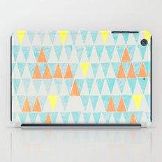 Triangle Patterns iPad Case