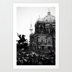 Untitled 26 - Berlin Art Print