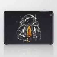 Space Popscicle iPad Case