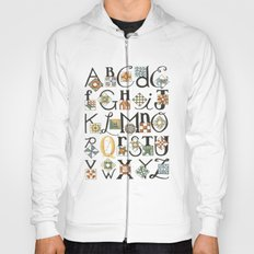 The ABC's of Quilting Hoody