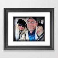 Doug And Judi Personal I… Framed Art Print