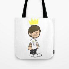 Little King Tote Bag