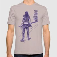 long story short - 2011 c Mens Fitted Tee Cinder SMALL