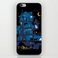 Wizard's Castle iPhone & iPod Skin