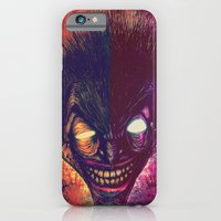 iPhone & iPod Case featuring Joker by Ricardo Ajcivinac