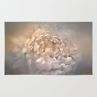 Blushing Silver And Gold… Rug