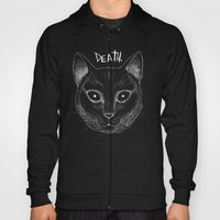 DEATH. (Black) Hoody
