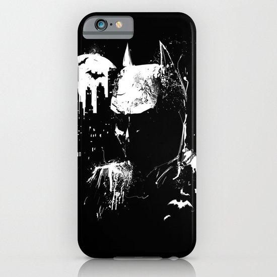 The Dark Knight iPhone & iPod Case