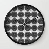Screen Cover Wall Clock
