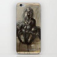 Pieta iPhone & iPod Skin