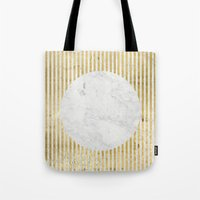 inverse gOld sun Tote Bag
