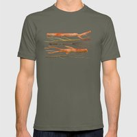 Sticks No. 2 Mens Fitted Tee Lieutenant SMALL