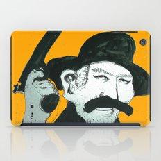 Duck you Sucker with James Coburn iPad Case