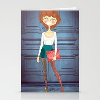 Lady Lady Stationery Cards