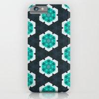 mynt ∞ snwwflykk iPhone 6 Slim Case