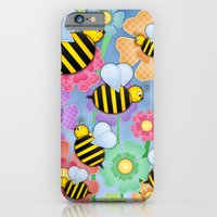 Busy Buzzers. iPhone 6 Slim Case