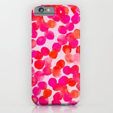 Pink Spots iPhone 6s Slim Case