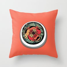 Profundidad Throw Pillow