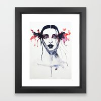 Felice Framed Art Print
