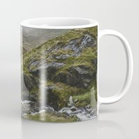 Moss Force Waterfall And… Mug