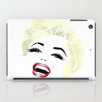 Bombshell Series: Fame - Marilyn Monroe iPad Case