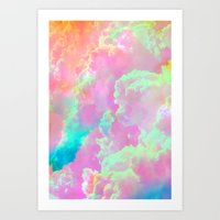 The Best Possible Candy Art Print