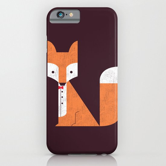 Le Sly Fox iPhone & iPod Case