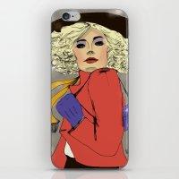 Woman Of The 80s iPhone & iPod Skin