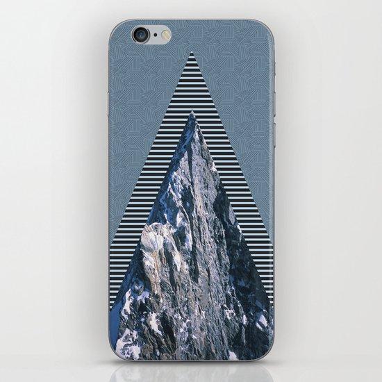 peaks iPhone & iPod Skin