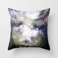 Lucid Dream #1 Throw Pillow