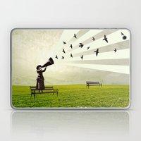 singing birds Laptop & iPad Skin