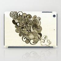 the vomit iPad Case