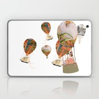Hot Air Balloon Dream Laptop & iPad Skin