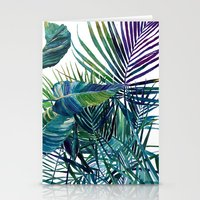 The jungle vol 2 Stationery Cards